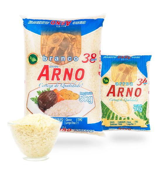 Arroz Arno Branco