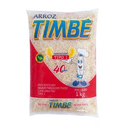 arroz timbé
