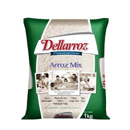 Arroz Mix Dellarroz