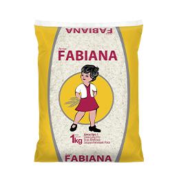 Arroz Parboilizado Fabiana